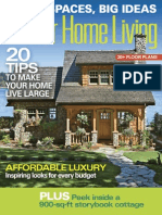 Timber Home Living - April 2015