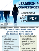 Leadership Competencies MJantti
