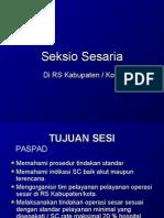 Seksio Sesaria