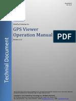 GlobalTop GPS-Viewer Operation-Manual v1.5