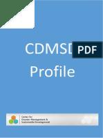 CDMSD Profile