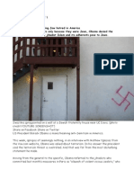 5 Mainstreaming Jew Hatred in America