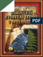 Zhrouceni Evolucni Teorie v 50 Tematech