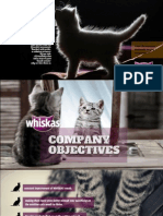 Whiskas - Company Profile and Research