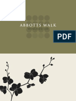 Abbotts Walk Brochure