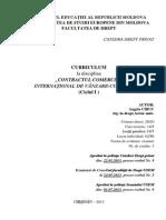 Contractul Comercial International