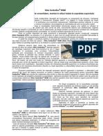 Sika Carbodur NSM-Sistem Compozit de Consolidare, Montat in Slituri Taiate