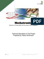 Skills Competition (Mechatronics)