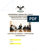 Audit Pers