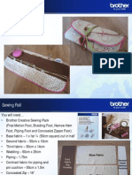 Creative Sewing Roll