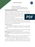 Interpretación Constitucional-sentencia de Amparo 461-2014