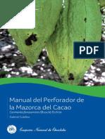 Manual Del Perforador de La Mazorca Del Cacao