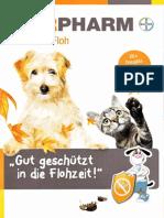 Tierpharm - Froh Ohne Floh (Bayer)