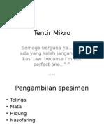 Tentir-mikro