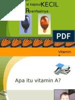 AWAS KVA (Kekurangan Vitamin a)