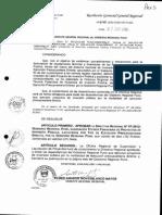 Resolucion Gerencial 240 2012