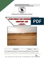 01 - ASEC Etude Impact Cimenterie Djelfa