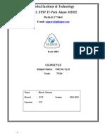 Course File CAD VLSI.doc
