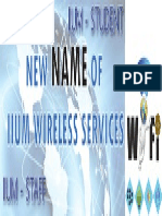 Banner New Wireless Name