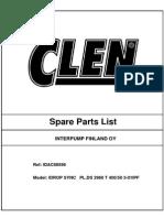 Spare Parts Karcher_MISTRAL DS 2690 T