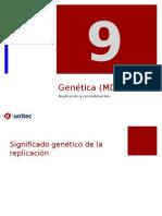 Tema 9 Alteración Bioquimicas del Genoma