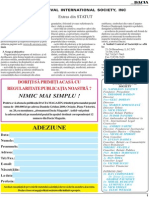 Dacia Magazin Nr.5 2003