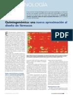 12.Quimiogenomica en Desarrollo de Farmacos(Alumnos)