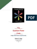The Quantum Power Code