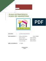 Plan de negocios Ludoteca