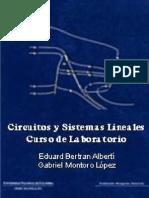 Circuitos & Sistemas Lineales - Curso de Laboratorio - Compilación Didáctica