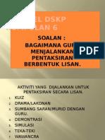 Bengkel Dskp Kmpulan 6