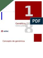 Tema 18 Genomica y Proteomica