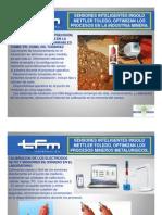 Medición y Control de Procesos Minero-metalurgicos