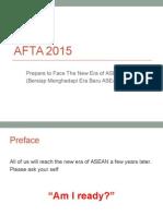 AFTA 2015