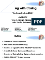 Tesco CD Overview