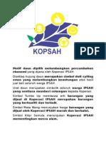 Penerangan Logo Ipsah 1