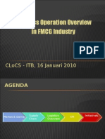 Overview Logistics Ops