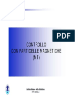 Controllo Con Particelle Magnetiche