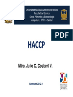 007. HACCP