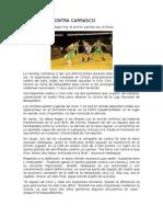 BÁSQUETBOL CHILENO, Artículo de la prensa chilena sobre el básquetbol de su país.
