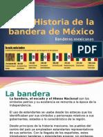 Historia de Las Banderas de México Pp