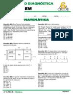 1º Ano - Matemática
