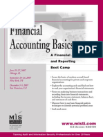 Financial Accounting Basics