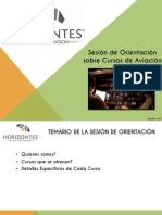 Curso de Aviacion