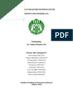 Laporan Praktikum Fisiologi III