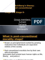 PKK - Lawrence Kohlberg's Theory (Stage 5 & 6)
