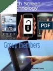 Touchscreen ppt