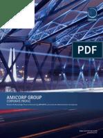 AMICORP PRESENTACION Amicorp Group Corporate Profile Spanish
