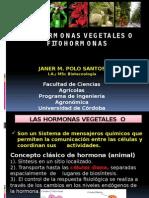 3- Clase. Hormonas Vegetales