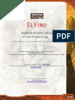 Anima Beyond Fantasy - El Foro